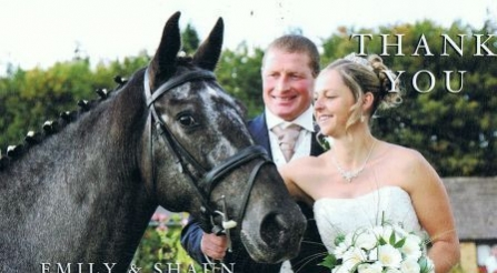 Mr & Mrs Lycett