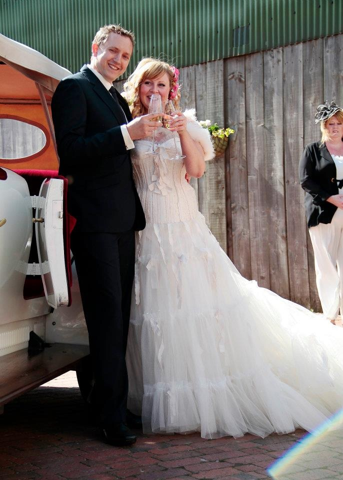 Worst Wedding Dress Malfunction