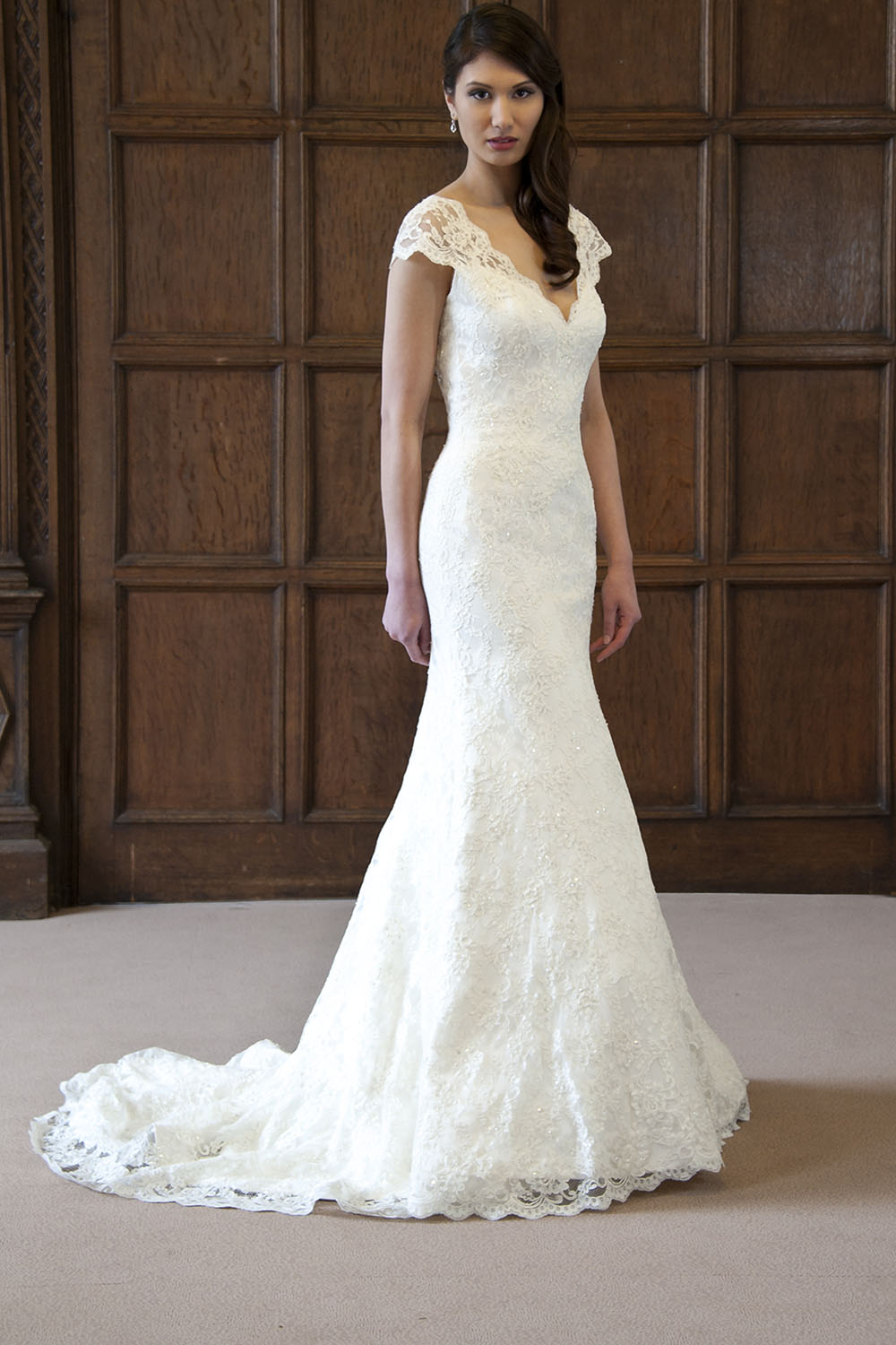Augusta Jones Wedding Dresses | Wedding Days of Cheltenham