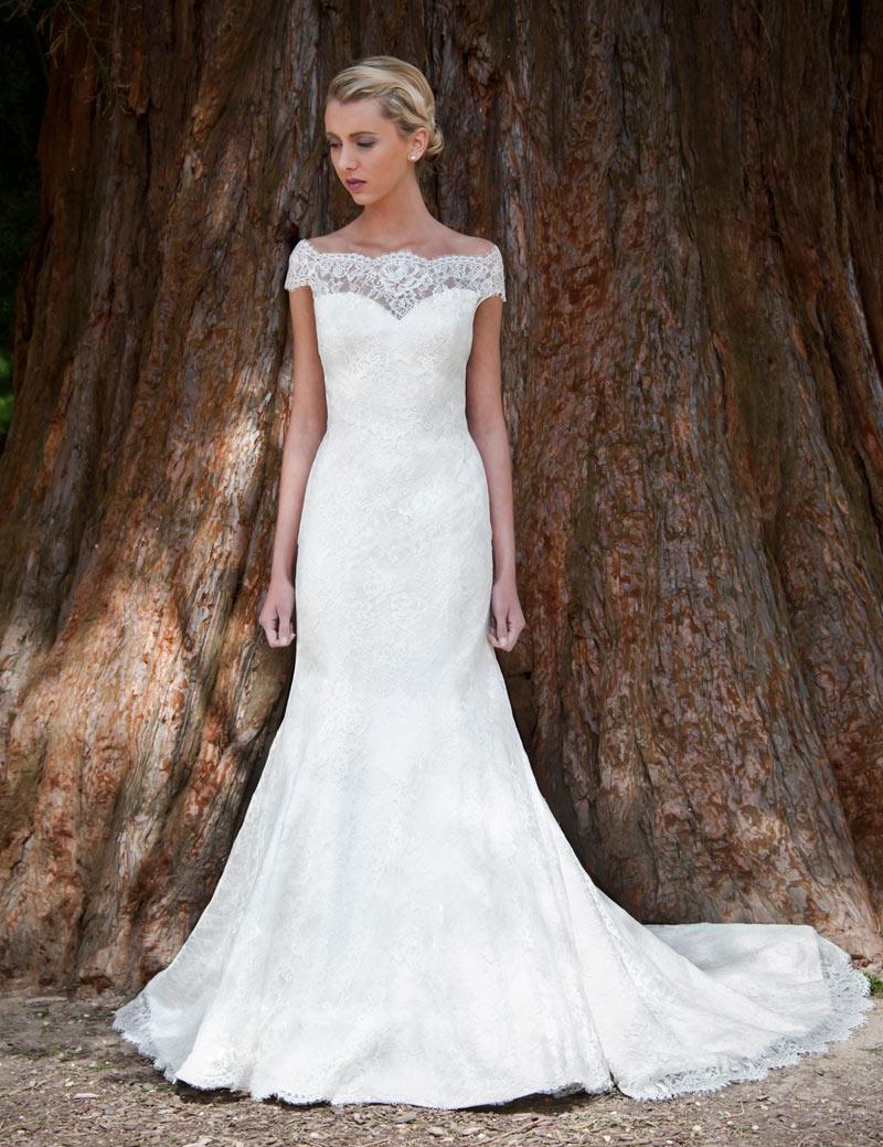 Augusta Jones Wedding Dresses | Wedding Days of Cheltenham